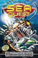 Mangler the Dark Menace: Book 8 (Sea Quest), Blade, Adam, Very Good Book