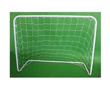 Softee Fussballtor Mehrzweck-Tor aus Metall, weiß, 120x90x60 cm *NEU*