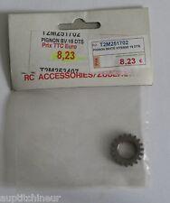 T2M RC 251702 pignon boite vitesse 19 dents