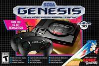 SEGA Genesis Mini Game Console 16 Bit 30th Anniversary 40 Games (SG-10037-2) LN™