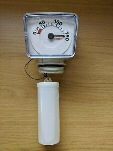 Adjustable 2ft 3ft 4ft 6ft 8ft float clock gauge for oil water fuel ibc tanks