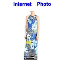 NWT Vince Camuto Floral Print Tank Maxi Dress (size 6) MSRP $168.00
