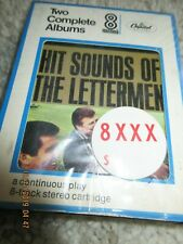 Eight track, 'Hit Sounds of The Lettermen'