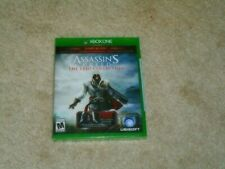 ASSASSIN'S CREED THE EZIO COLLECTION...XBOX ONE...***SEALED***BRAND NEW***!!!!!!