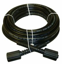 Comet Pump 300130 Pressure / Power Washer Hose 25' 3200psi With M22 Connection