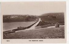 Ogden Reservoir WHS Real Photo Postcard, B084
