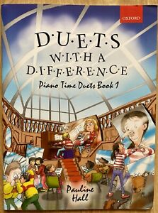 Duets with a Difference Piano Time Duets Book 1 Music Book