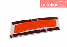BMW E70 X5 FRONT BUMPER COVER RIGHT REFLECTOR AMBER NEW GENUINE OEM 2007-2013
