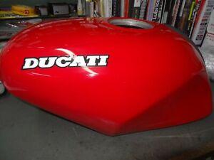 Ducati 851 888 ALLOY Petrol Fuel Tank 46010271A