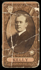 1912 C-46 Imperial Tobacco BASEBALL card #27 Josph Kelley HOF Toronto Orioles LG