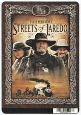 Movie Backer Card  ~~STREETS OF LAREDO~~   **NOT THE MOVIE**  ***Mini Poster***