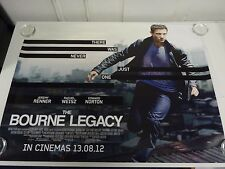 Bourne Legacy Jeremy Renner Action -  Original Film / Movie Poster Quad 76x102cm