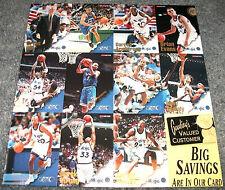 ORLANDO MAGIC Vintage 1996-97 NBA Skybox Team Card Set Collector's Edition RARE