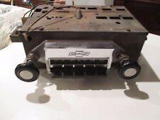 CHEVROLET CHEVY  AM PUSH BUTTON RADIO Covair/Chevy II