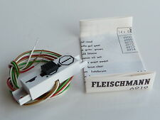 FLEISCHMANN POSTE DE COMMANDE FIGURATIF COMMANDE DE SIGNAL DE TRIAGE REF 6919