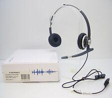 Plantronics EncorePro HW720 Binaural Noise Cancelling Phone QD Headset 78714-101
