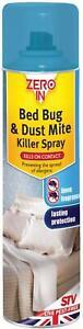 Zero In ZER968 300 ml Bed Bug Killer Spray Treatment for Sleeping Areas 300