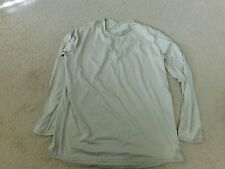 POLARTEC  LIGHT WEIGHT COLD WEATHER UNDERSHIRT G III SIZE LARGE - REGULAR