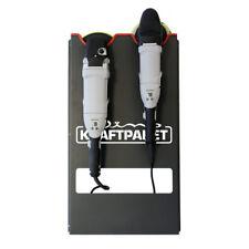 Dino KRAFTPAKET Werkzeughalter 2er Exzenter Auto Poliermaschine Halterung