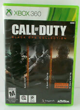 Call Of Duty Black Ops 1 2 & 3  Collection Microsoft Xbox Multiplayer Zombies