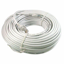 200' RJ45 CAT5 CAT 5 HIGH SPEED ETHERNET LAN NETWORK BEIGE PATCH CABLE