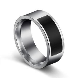 NFC Multifunctional Waterproof Intelligent Ring Smart Wear Finger Digital Ring Z