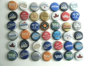 Lot Of 300 Used Washed Bottle Caps Domestic & Imported Brands