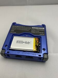Gameboy Advance SP Lipo Extended Battery Mod Replacement 900mah GBA DS Macro