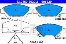 BRAKE PADS ATE - TEVES 13.0460-5620.2