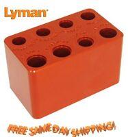 Lyman Ammo Checker 9mm, 40 S&W, 380, 45 ACP/COLT, 38/357,44 SPL/MAG 7833000 New