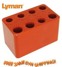 Lyman Ammo Checker 9mm, 40 S&W, 380, 45 ACP/COLT, 38/357,44 SPL/MAG 7833000 New