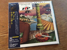 Weather Report ‎-  Mr. Gone  [CD Album] JAPAN (inkl OBI) JOE ZAWINUL
