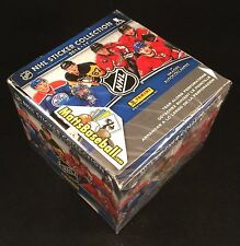 2016-17 Panini Hockey Stickers sealed box NHL Sticker Collection 50 packs of 7
