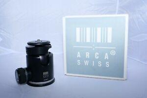 Arca Swiss Momoball Z1 tripod ball head with standard 1/4-20  thread. Hasselblad
