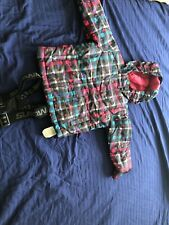 Girls snow jacket and pants