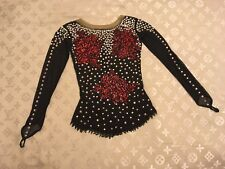 Rhythmic gymnastics/ice skating leotard US size 7-9, gently used
