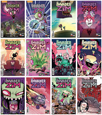 INVADER ZIM - Select from issues #1 to #50 - Covers A & B - NM - Oni Press
