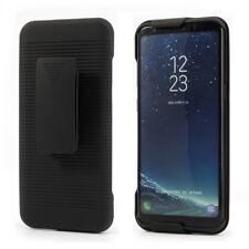 Samsung Galaxy S8 PLUS Holster Gürtel Tasche Schutz Hülle Cover 180 Grad Drehbar