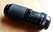 Vivitar 70-210mm 4.5-5.6  MC Macro Focusing Zoom mit UV Filter Canon