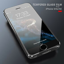 For Apple iPhone 5 SE Accessory Screen Protector Tempered Glass Film Protective