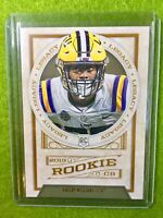 GREEDY WILLIAMS RC ROOKIE CARD Baker Mayfield's CB BROWNS 2019 Legacy #168 *LSU*