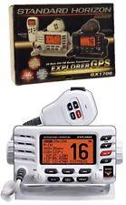 Open Box Standard Horizon Explorer Gx1700 White Gps Vhf Fm Marine Receiver Noaa