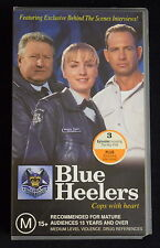 Blue Heelers Video VHS 3 Episodes inc The Very First +Behind the Scenes Intervie