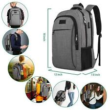 MATEIN TRAVEL LAPTOP BACKPACK BUSINESS ANTI THEFT SLIM DURABLE USB CHARGING PORT