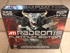 ATI Radeon X800XT PE 256MB 256-Bit GDDR3 AGP 4X/8X Video Card - Factory Sealed!