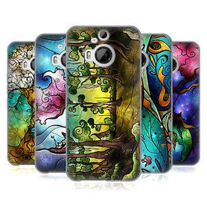 OFFICIAL MANDIE MANZANO NATURE SOFT GEL CASE FOR HTC PHONES 2