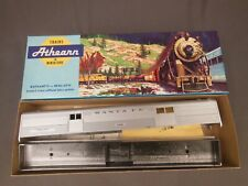Ho Scale Athearn 1781 Santa Fe Streamline Baggage Kit
