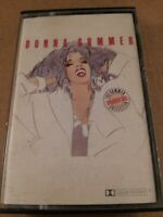 Donna Summer : The Summer Collection : Vintage Cassette Tape Album from 1985