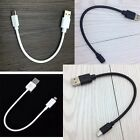 Short 8pin 5pin USB Sync Cable for phone 5s 6s Lightning micro usb samsung lg