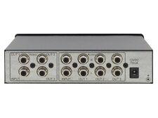 Kramer VM-30AV 1x3 Composite Video and Stereo Audio Distribution Amplifier